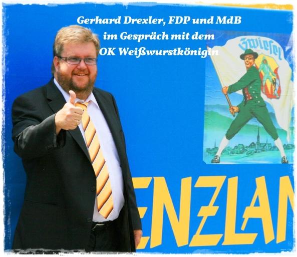 Drexler Manfred MdB2