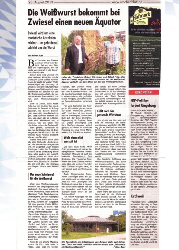 13-08--27 Wochenblatt Artikel verkleinert