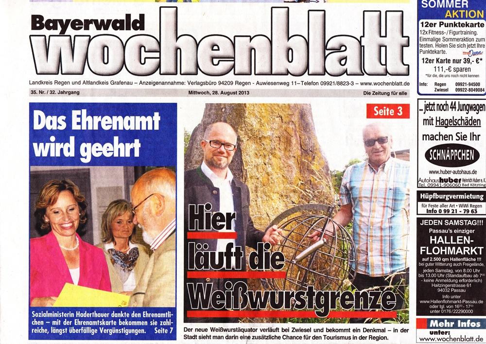 13-08--27 Wochenblatt Titel verkleinert