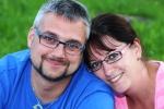 Andreas Kuchler und Sandra Bummer aus Ergolding