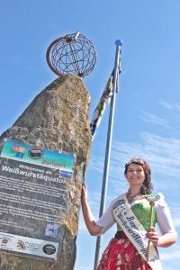 Bayerns Botschafterin für das Handwerk auf Besuch im ArberLand