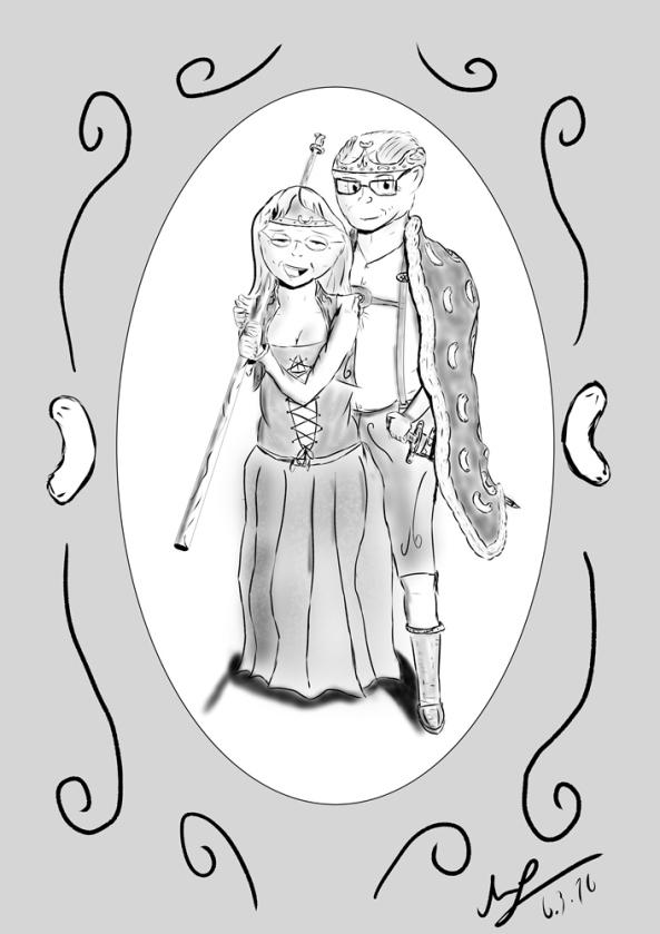 00 Der Weisswurstkönig_Manga klein