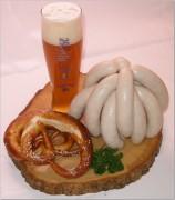 """Die """"Königliche Weißwurst"""""""