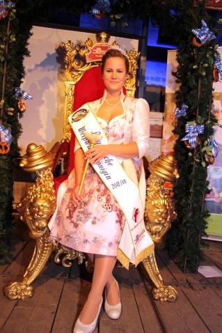 Die Bayerische Weißwurstkönigin - Wahlheimat Bodenmais